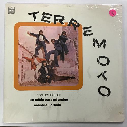 Grupo Terremoto - Un Adios Para Mi Amigo  - SEALED vinyl record LP