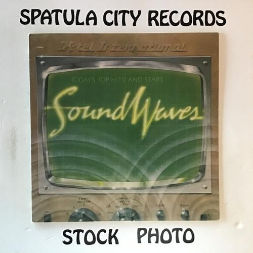 Soundwaves - compilation - vinyl record LP