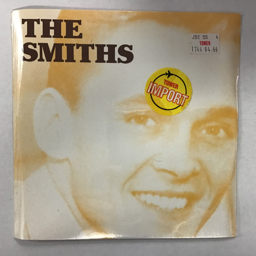 "Smiths, the - Last Night I Dreamt That Somebody Loved Me - 7"" - SEALED vinyl record"