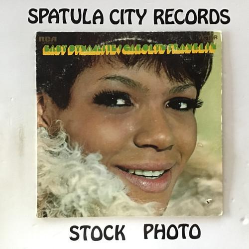 Carolyn Franklin - Baby Dynamite! - vinyl record LP