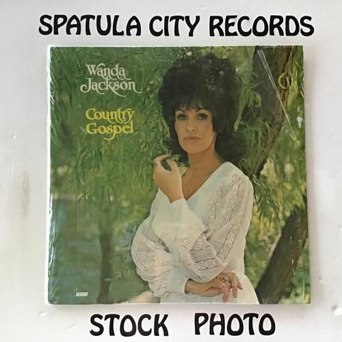 Wanda Jackson - Country Gospel - vinyl record LP