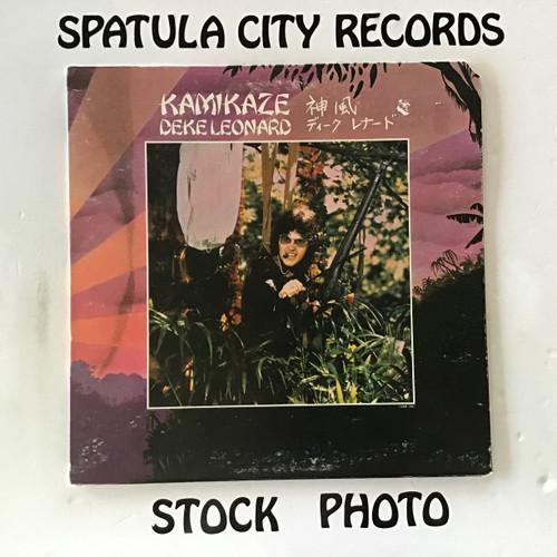 Deke Leonard - Kamikaze - vinyl record LP