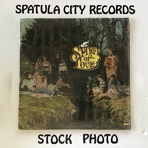 Spirit of Love - Spirit of Love - vinyl record LP