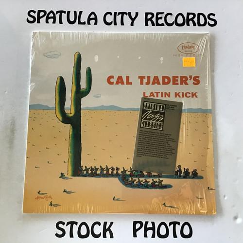 Cal Tjader - Latin Kick - vinyl record LP