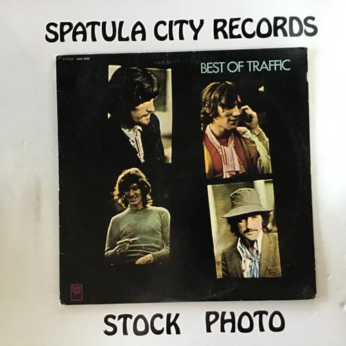 Traffic - Best of Traffic - vinyl record LP