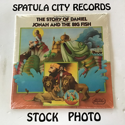 Story of Daniel, The and Jonah and The Big Fish - compilation - SEALED - vinyl record LP