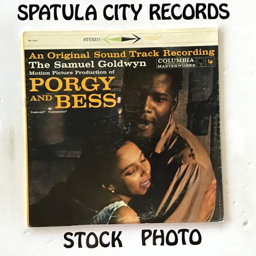 George Gershwin - Porgy and Bess - soundtrack - vinyl record LP