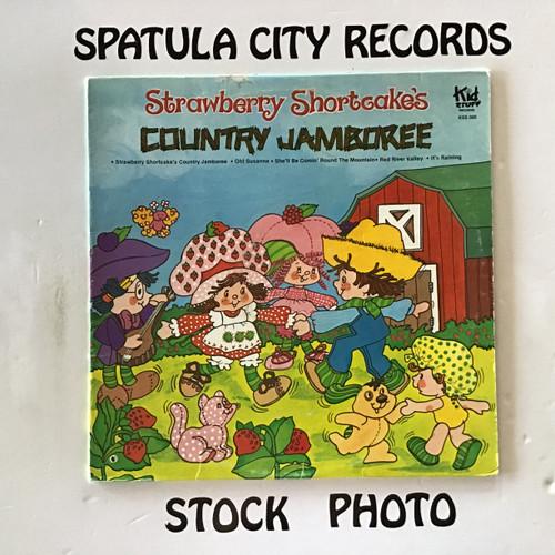 Strawberry Shortcake's Country Jamboree - soundtrack - vinyl record LP