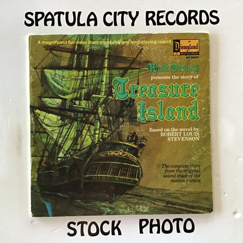 Dal McKennon - Walt Disneyåç Presents The Story of Treasure Island - vinyl record
