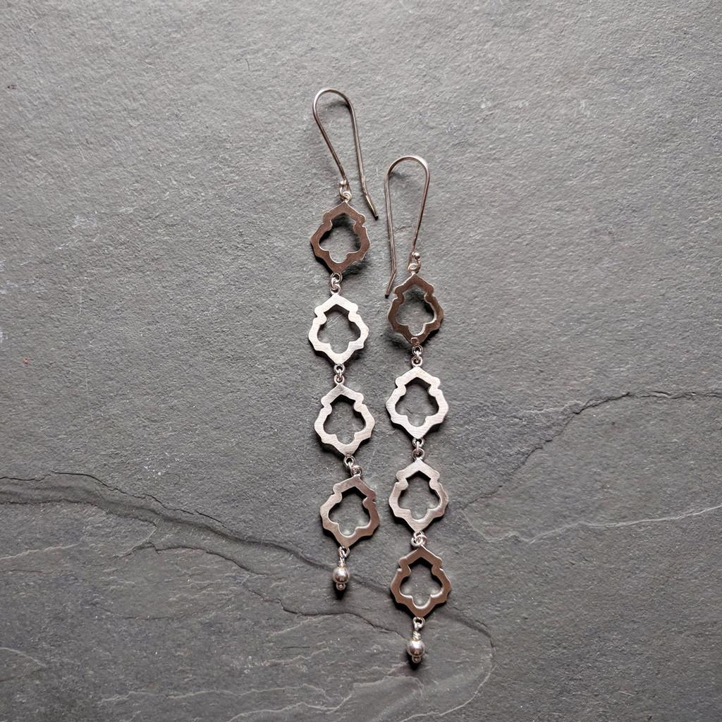 Lotus Earrings No. 4