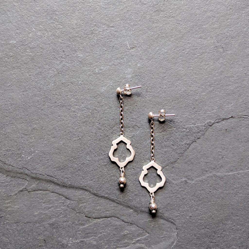 Lotus Earrings No. 5