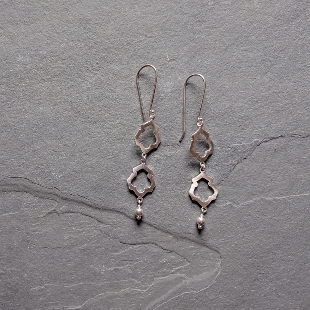 Lotus Earrings No. 2