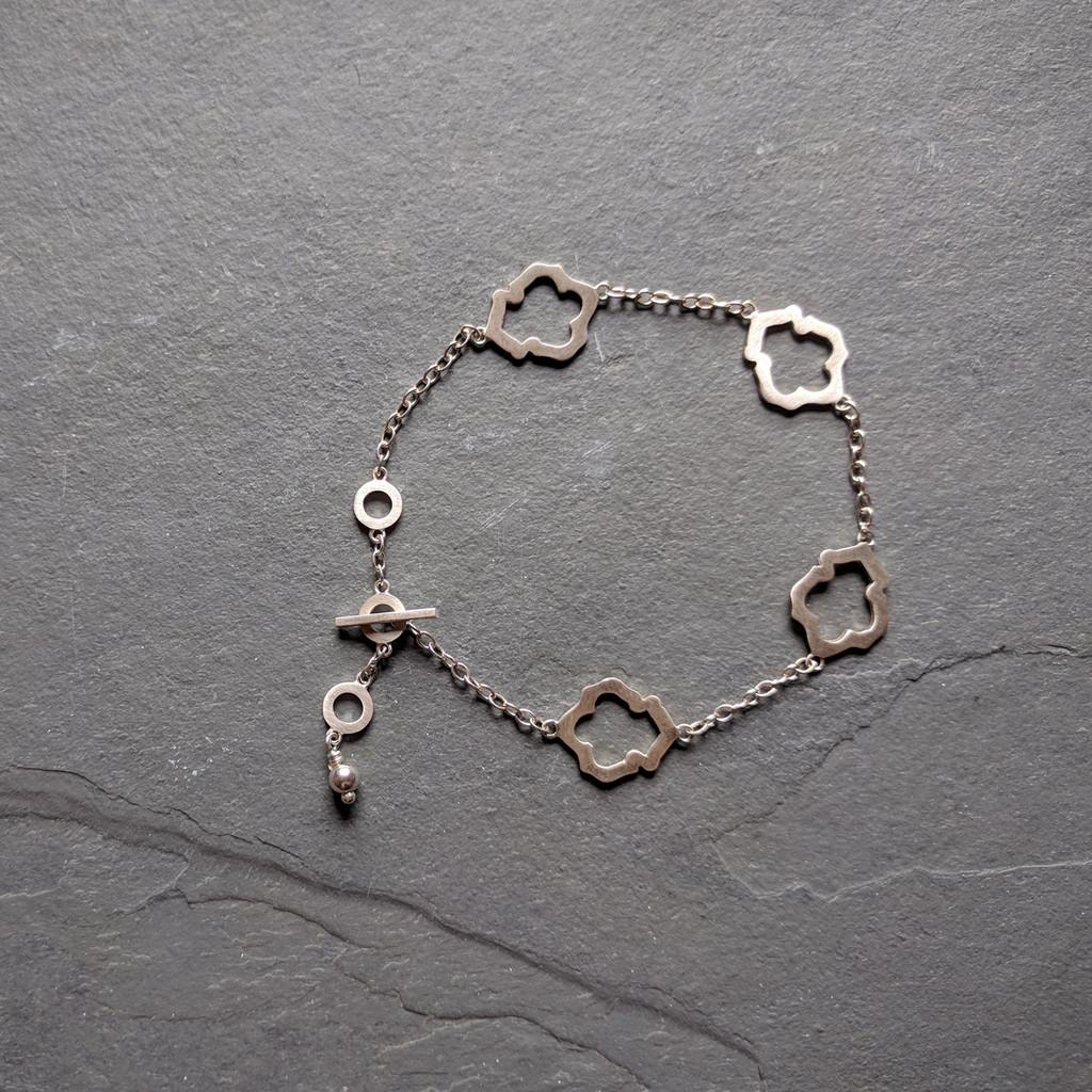 Lotus Bracelet No. 2