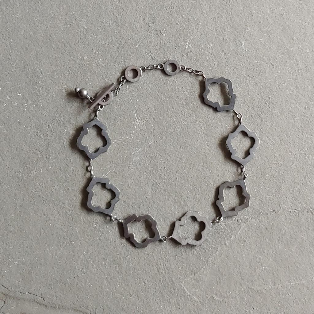 Lotus Bracelet No. 1 Patina
