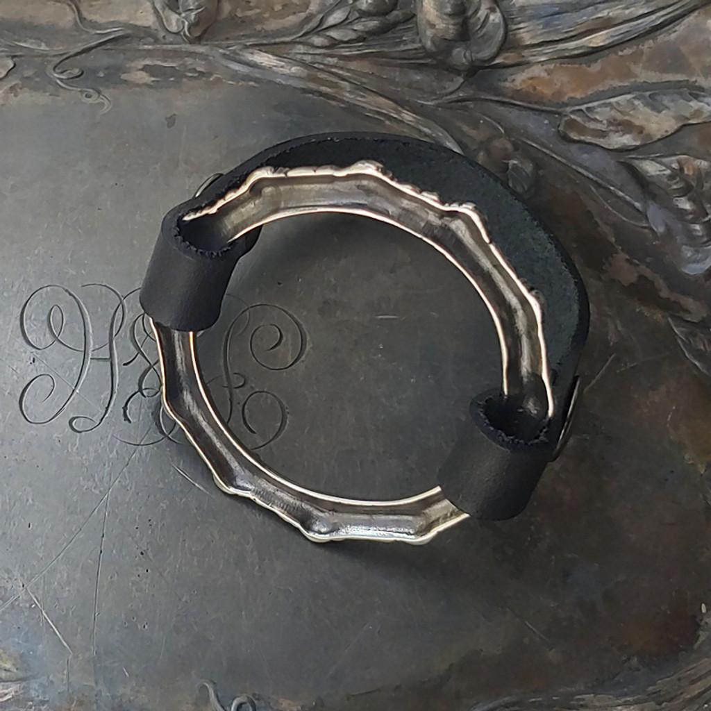 Heart Chakra ring turned upside down
