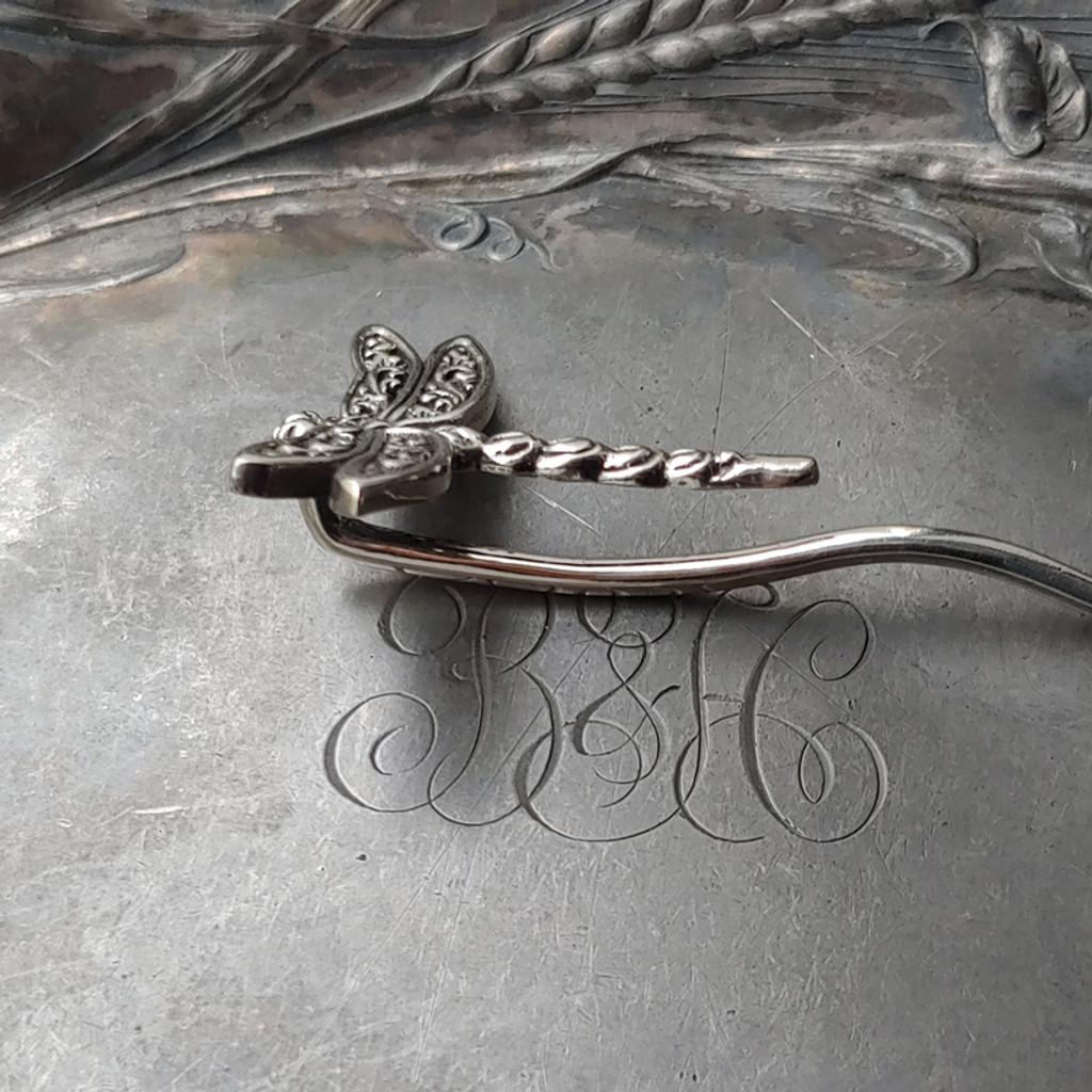Filigree Dragonfly Shawl Stick
