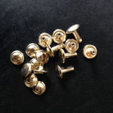 Brass Plated Rivets