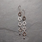 Lotus Earrings No. 4