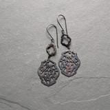 Acanthus Earrings No. 3 Patina
