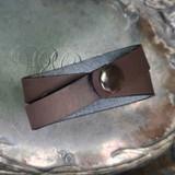 Simple Snap Shawl Cuff | Bracelet | Choker