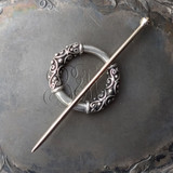 Filigree Cuff & Shawl Pin