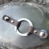 Small-Tab Cordoba Ring Closure - Nickel