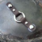 Cordoba Bezel Ring Closure - Nickel