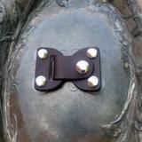 New Lock Leather Screw-in Closure