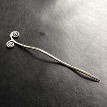 Coil Shawl Stick