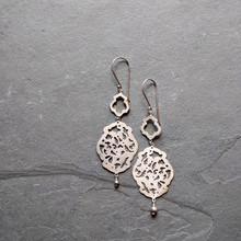 Acanthus Earrings No. 3