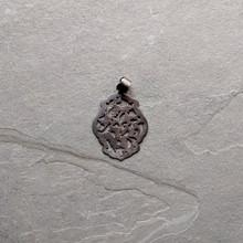 Acanthus Pendant No. 1 Patina