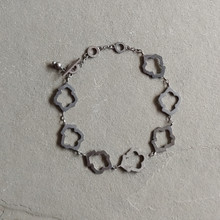 Lotus Bracelet No. 1 Patina