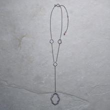 Peony Necklace No. 2 Patina