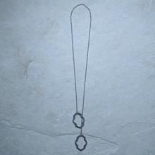 Peony Necklace No. 1 Patina