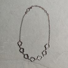 Lotus Choker Necklace No. 4 Patina