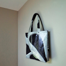 Upcycled Vinyl  Banner Special Edition Bag No. 8