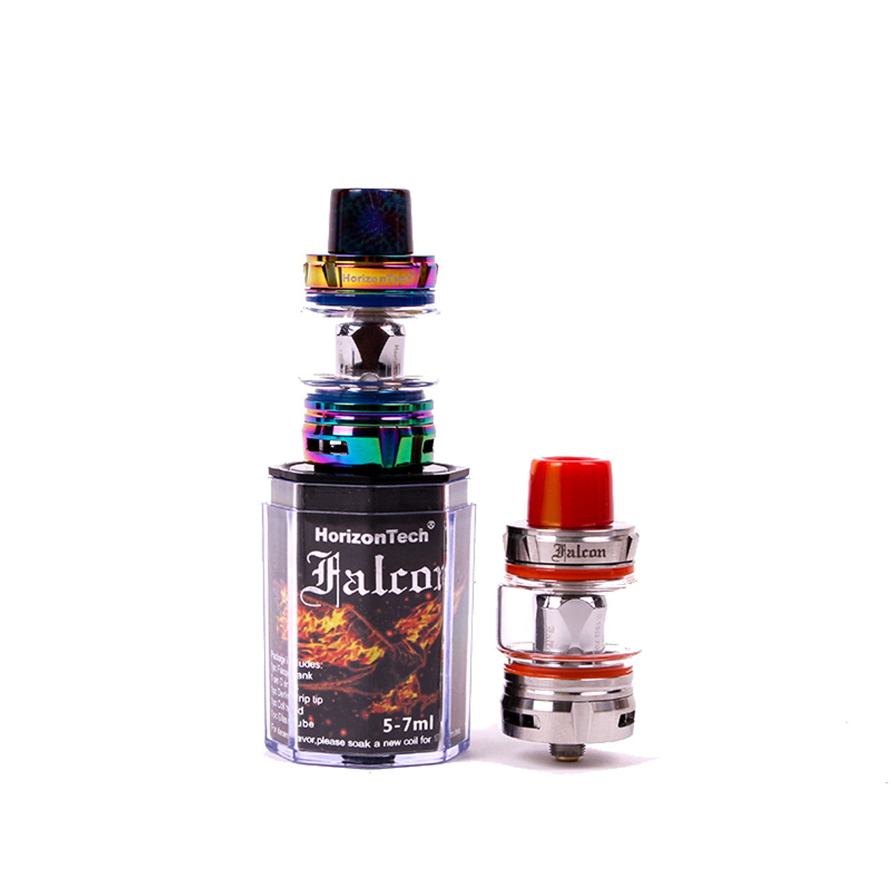 Horizon Falcon Tank With Bubble Glass