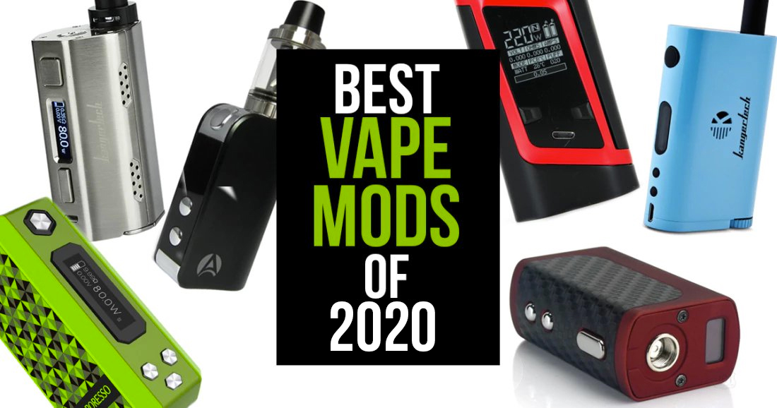 Best Box Mod 2020.Best Vape Mods Of 2020 Lizard Juice