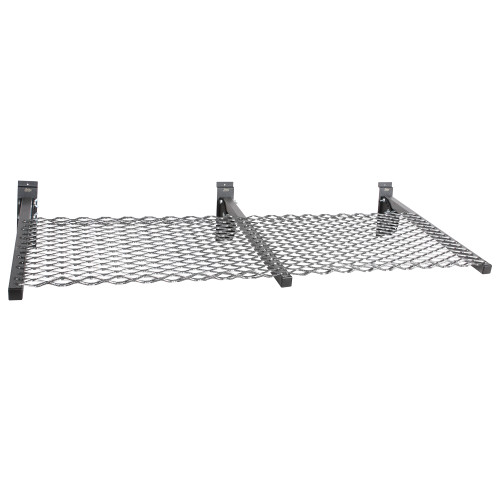 Mesh Wall Mount Drum Display Deck
