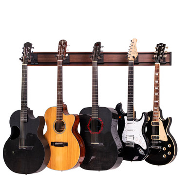 Pack Of 2 Pieces Color : Black Guitar wall mount string swing Guitar Hook Iron Wall Square Hook Violin Erhu Ukulele Rack Does Not Hurt The Piano Bearing Gravity guitar wall mount hanger