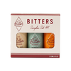 Whether you just can't decide what flavor to take home or are looking for the perfect gift for the cocktail lover in your life, our sampler sets are a great introduction to The Bitter Housewife line of craft cocktail bitters.