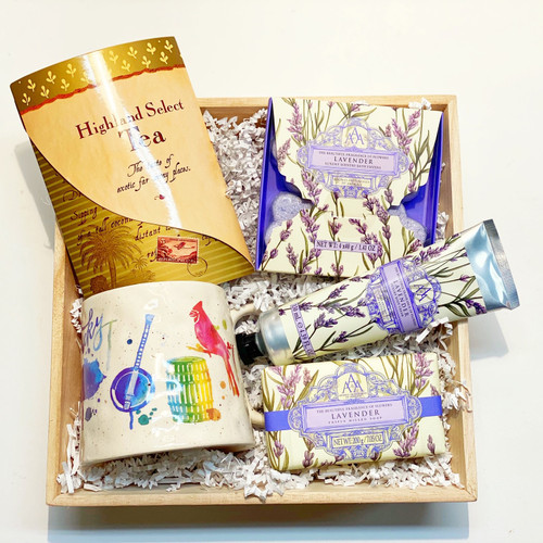 Lavender & Tea Gift Set