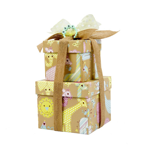 Precious Baby Gift Tower