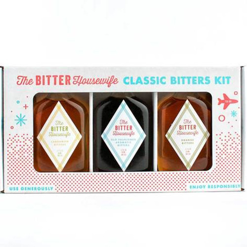 The Bitter Housewife Classic Bitters Kit