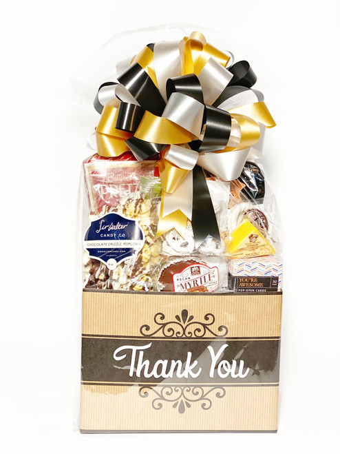 Thank You You're Awesome Gift Basket