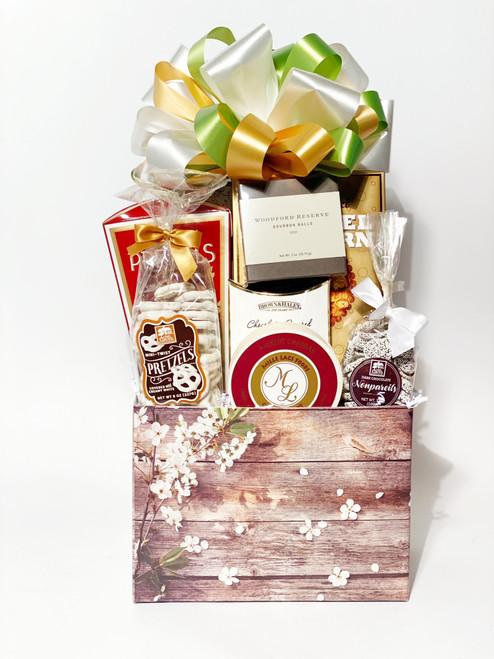 Rustic Delights Gift Basket