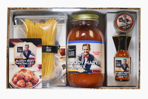 Bloody Mary Meatball Kit Gift SEt