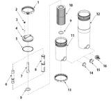 Spa Filter Parts