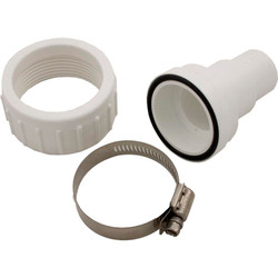 """1.5"""" Union Nut with 1.5"""" / 1-1/4"""" Hose adapter and O-Ring 400-9280"""