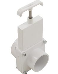 gate valve 2 inch slip x spigot for hot tubs
